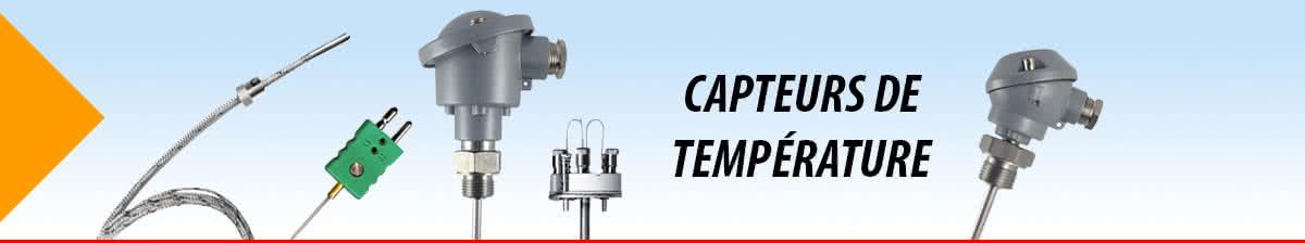 Capteurs de température