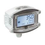 ACO2-W-Ecran Transmetteur de CO² IP65
