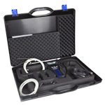Kit débit pression hygrométrie portable DC410 FLOW KIT