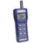 Indicateur enregistreur de l'air ambiant KM 410