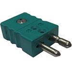 Connecteur thermocouple K standard male