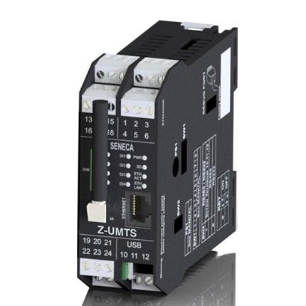 Unité de téléconduite GSM GPRS 2G / 3G Z-UMTS