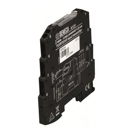 Convertisseur universel RailDIN Atex K121 configuré