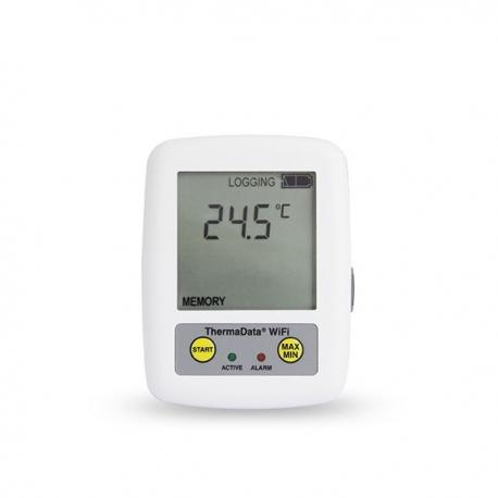 Enregistreur de température ambiante WiFi