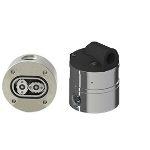 Débitmètre à roues ovales DON 15-550 L/h affciheur électronique