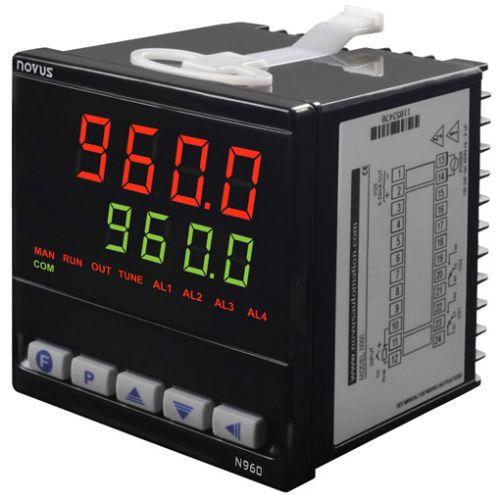 Régulateur de température PID économique 96x96 N960