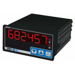 Fréquencemètre numérique 6 digits 96x48 1/8 DIN