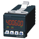 NC400-6-RR-RS 24V Compteur 2 sorties relais RS485, alimentation 24 Vac/dc