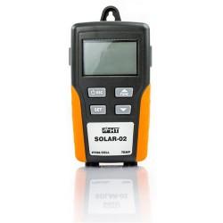 Capteur déporté irradiation et température SOLAR02