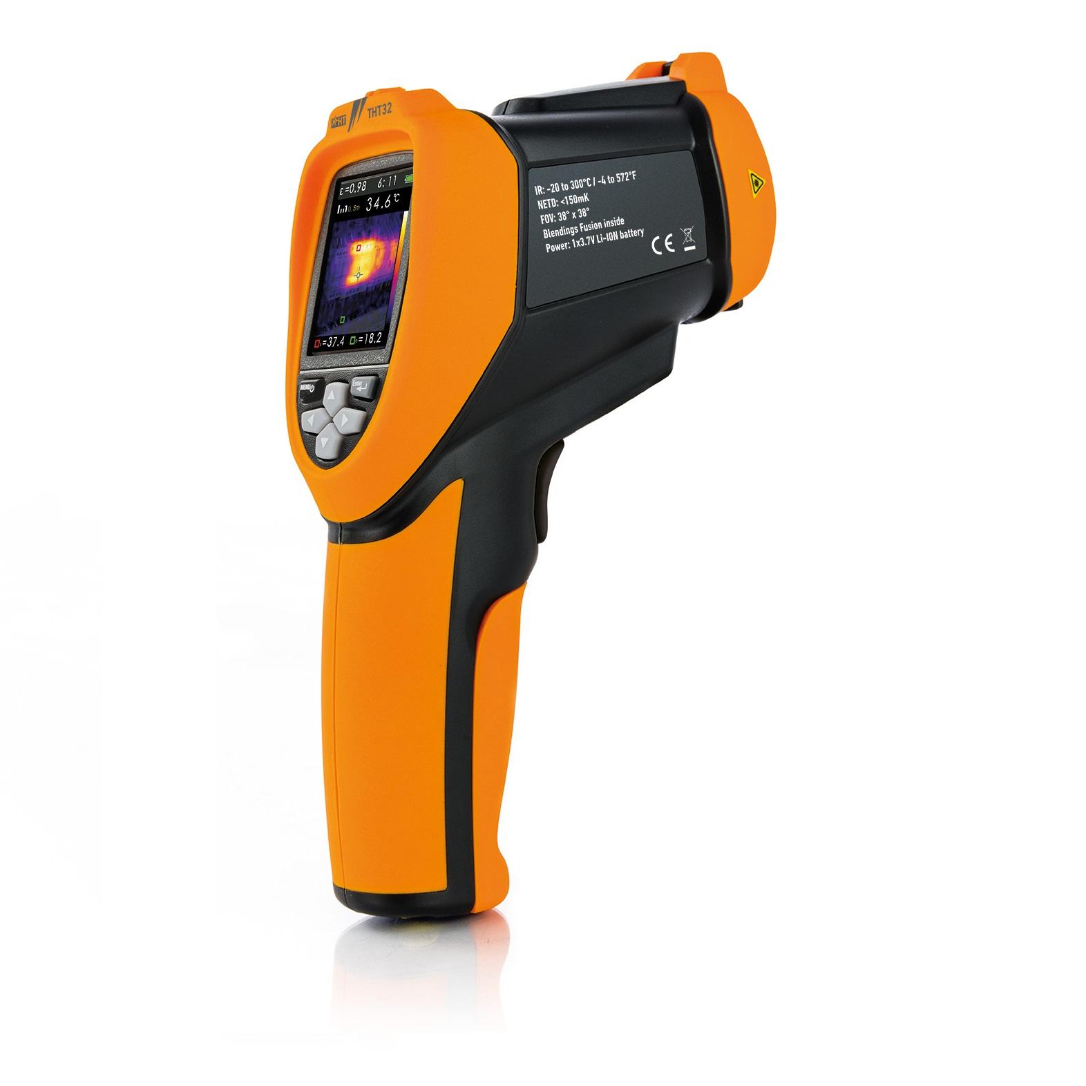 Caméra thermique infrarouges résolution 32x31 THT32