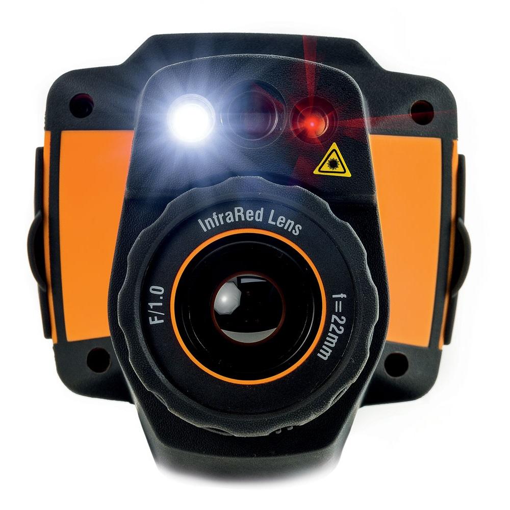Caméra thermique infrarouges tactile 160x120 THT60