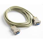Câble RS232, connecteur subD/subD 9CPRS232