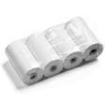 Kit de 4 rouleaux de papier thermique RCT
