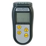 Thermomètre différentiel Therma 2 entrées TC K