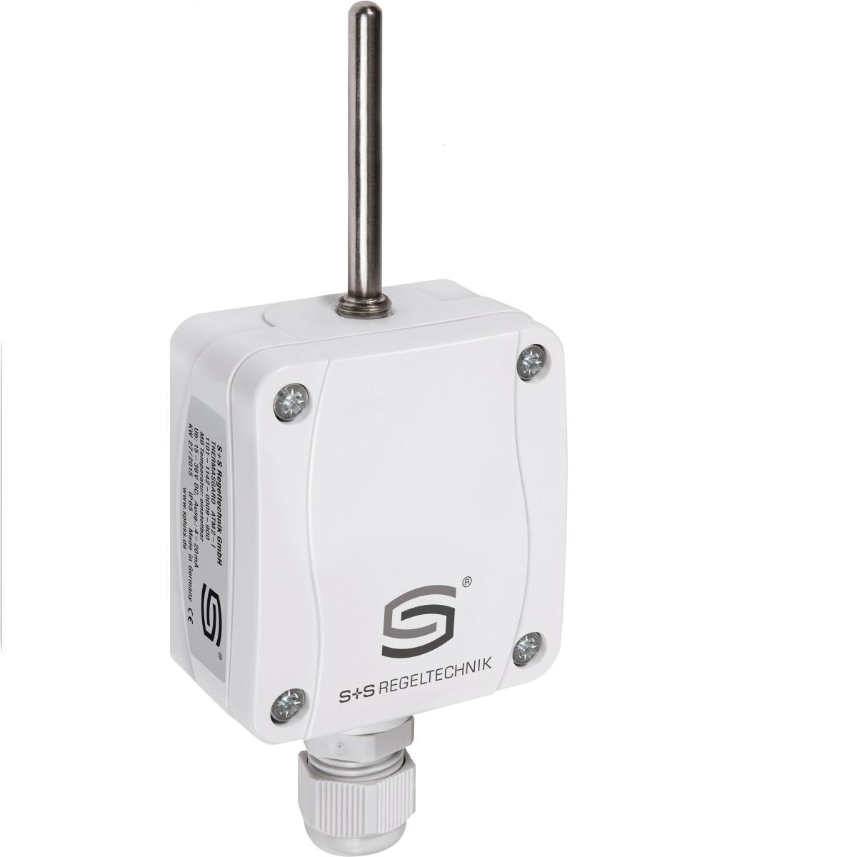 Sonde d'ambiance extérieure 4-20mA ou 0-10V ATM2