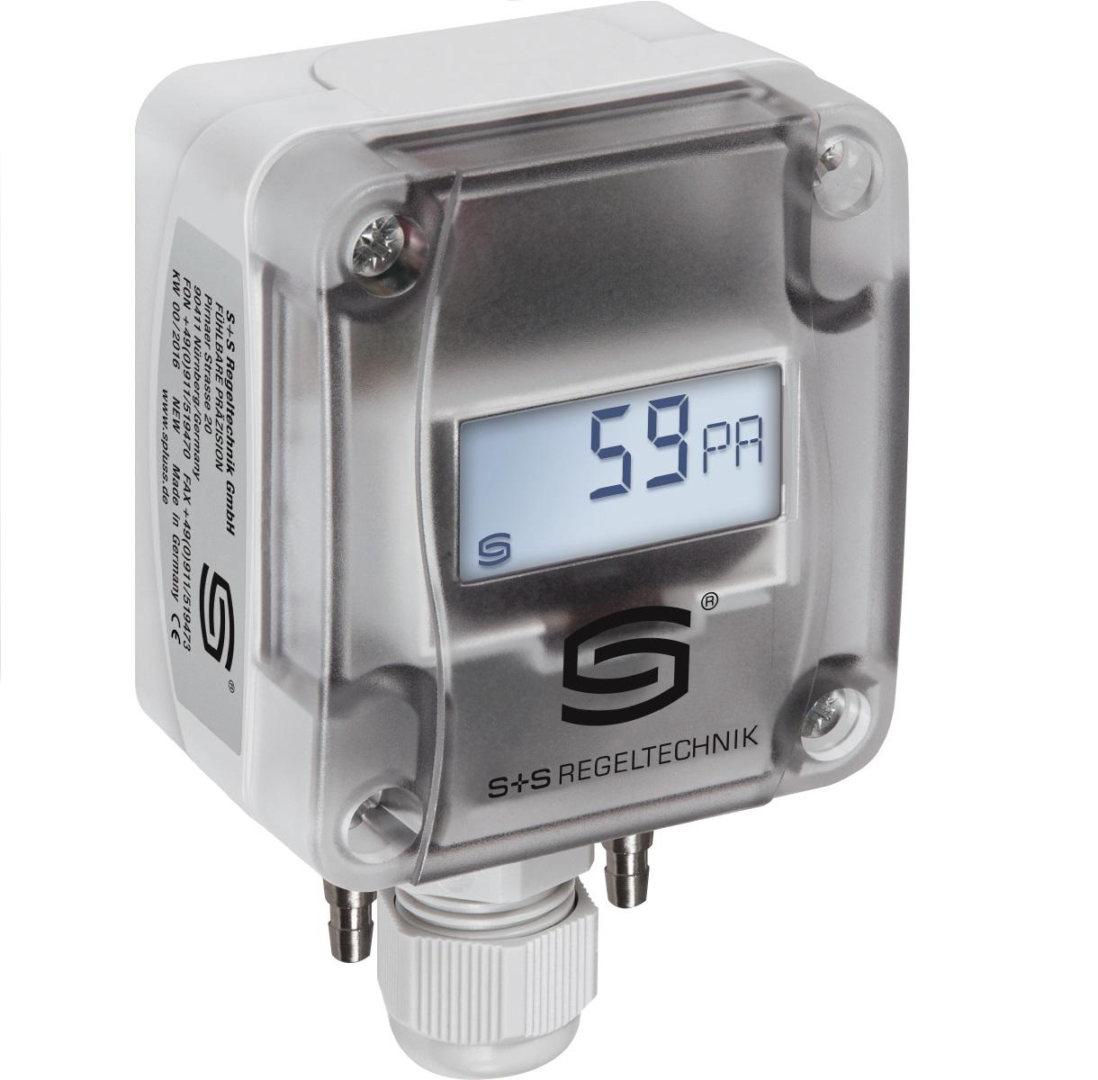 Transmetteur pression différentielle 0-10V ou 4-20mA PREMASGARD