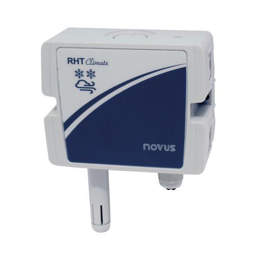 Transmetteurs humidité temp 0-10V et 4-20mA RHT CLIMATE