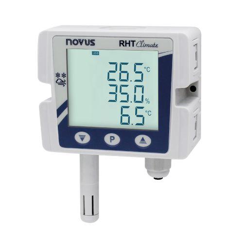 Transmetteurs humidité temp RS485 ModBus RHT CLIMATE