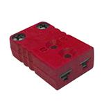 Connecteur thermocouple miniature femelle couple C