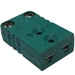 Connecteur thermocouple miniature femelle couple K