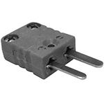 Connecteur thermocouple miniature mâle couple B