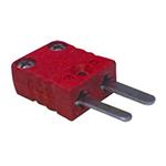 Connecteur thermocouple miniature mâle couple C