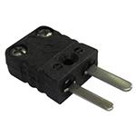 Connecteur thermocouple miniature male couple J