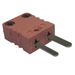 Connecteur thermocouple miniature male couple N