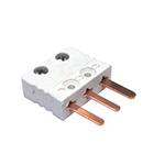 Connecteur miniature mâle Pt100