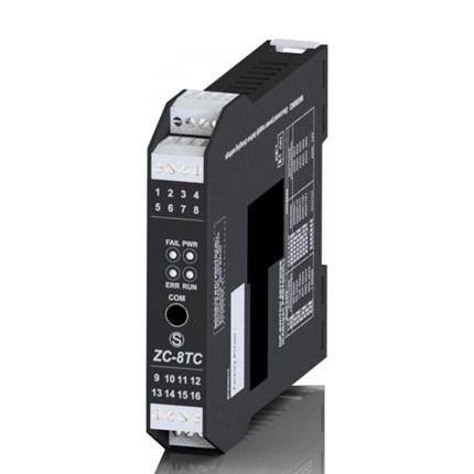 Interface 8 entrées thermocouples CANopen