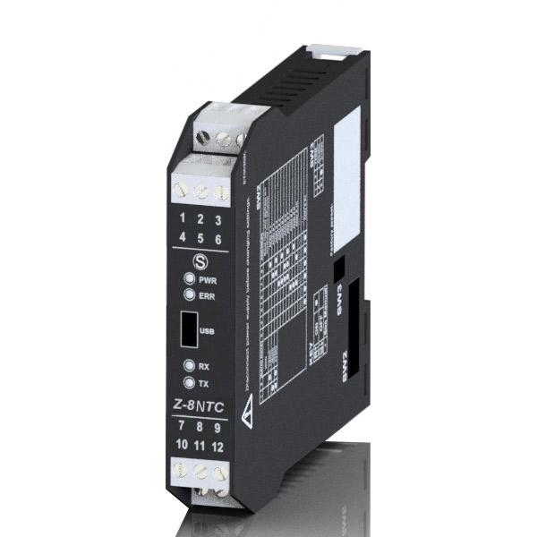 Interface 8 entrées NTC / ModBUS Z-8NTC