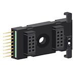 Répartiteur alimentation et RS485 Z-PC-DIN2-17.5