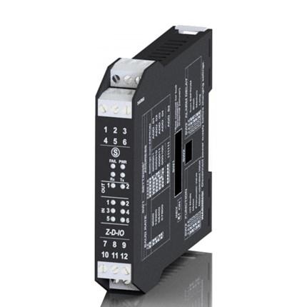 Interface 6 entrées digitales 2 sorties contrôle Z-D-IO