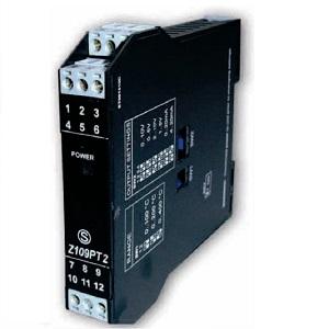 Convertisseur entrée résistive sortie 0-10V et 4-20mA Z109PT2