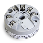Convertisseur de température programmable tête de sonde 4-20mA TxBlock USB