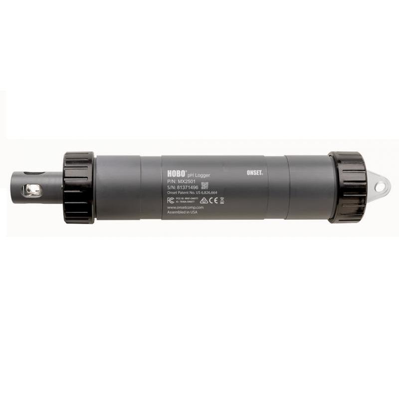 Enregistreur autonome de pH Bluetooth MX2501