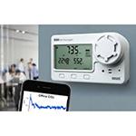 Enregistreur Bluetooth Dioxyde de carbone T°C hygrométrie MX1102