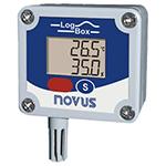 Enregistreur d'humidité et température LogBox RHT
