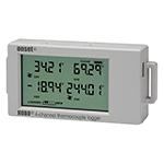 Enregistreur de température 4 entrées thermocouple UX120
