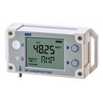 Enregistreur température hygrométrie luminosité et signal analogique MX1104
