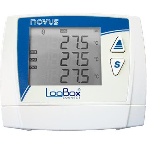 LogBox BLE enregistreur bluetooth 4 voies