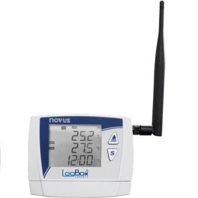 Enregistreur transmission GSM LogBox-3G