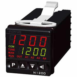 Régulateur de process chaud / froid 48x48 1/16 DIN N1200 HC