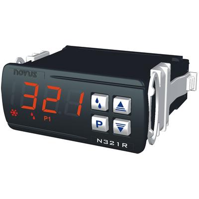 Thermostat électronique fonction dégivrage 1 relai N321R