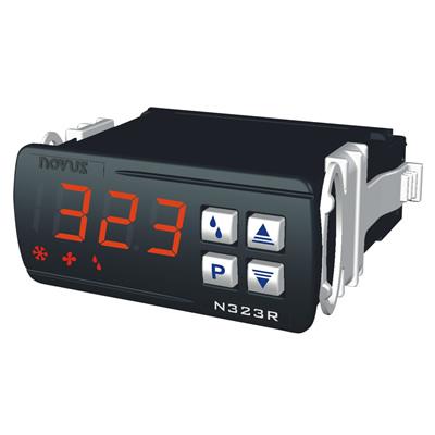Thermostat électronique réfrigération 3 relais N323R