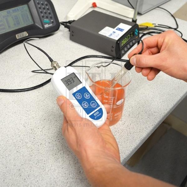 Appareil pour mesurer le ph top ce phmtre est de temprature cuestdire quuil donne la valeur de - Comment mesurer le ph ...